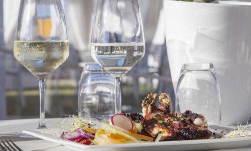 Oktagona - Lounge restaurant