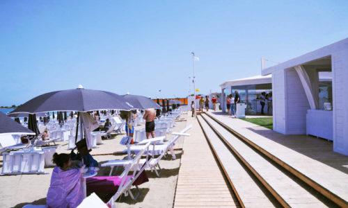 Oktagona - Mediterranean beach