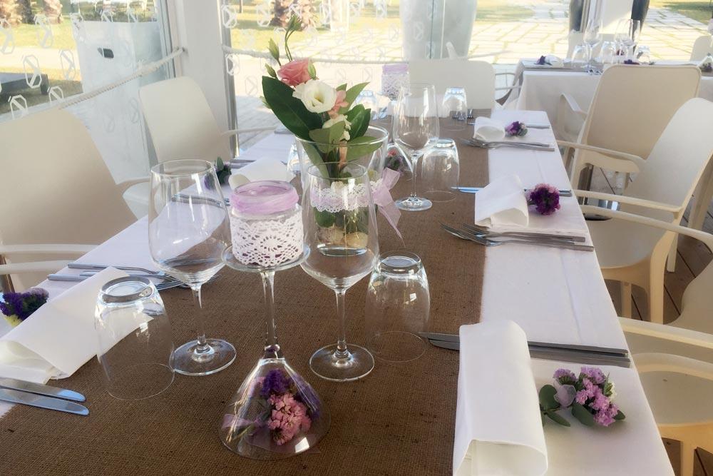 Oktagona - Cerimonie e party
