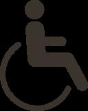 Oktágona beach Accessibilità
